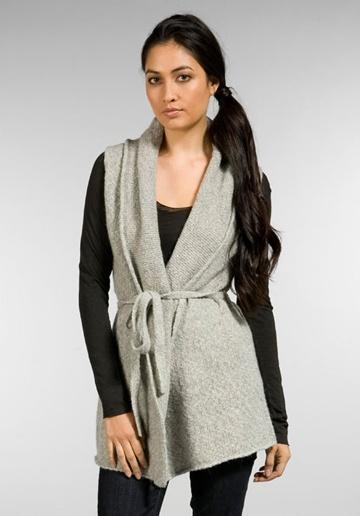 Ann Taylor Loft Sweater Vest Wrap Fashion Ann Taylor
