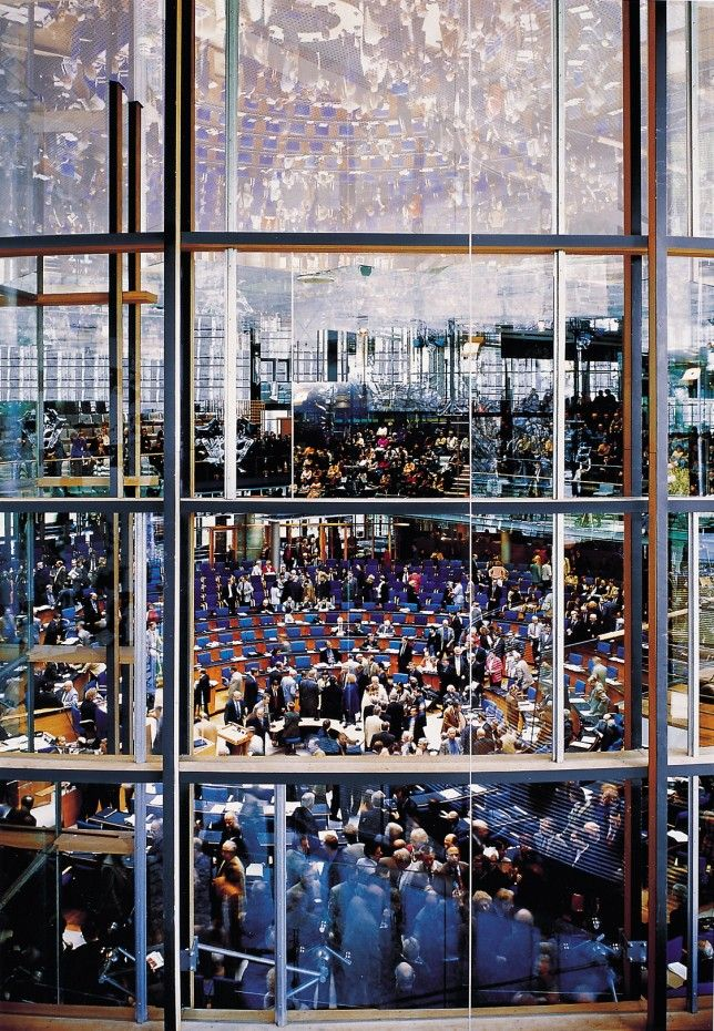 ANDREAS GURSKY http://www.widewalls.ch/artist/andreas-gursky/ #photography