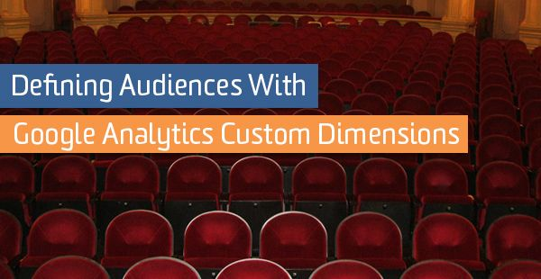 Bucketing users on your website into custom audiences can enhance your reports (and subsequent insights) inside of Google Analytics.