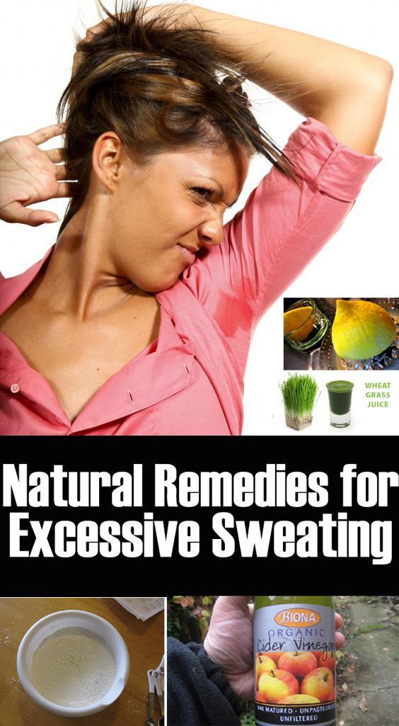 Top 15 Home Remedies for Excessive Sweating   Health Lala