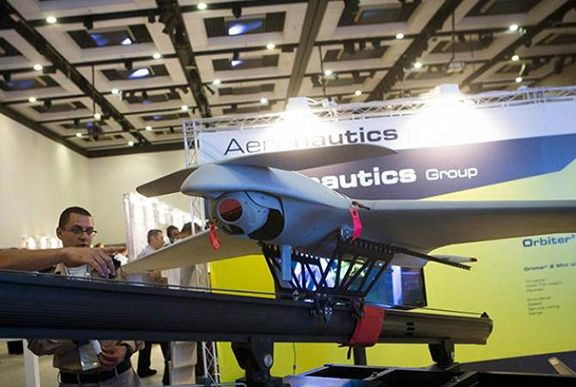 Israel's Defense Ministry Suspends Drone Maker Deal with Azerbaijan - Asbarez Armenian News