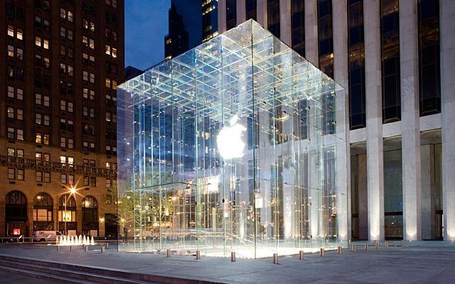Apple Store New York