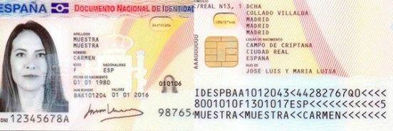 Nuevo DNI electrónico 3.0 con NFC, ventajas y peligros  http://blogs.20minutos.es/clipset/nuevo-dni-electronico-3-0-con-nfc-ventajas-y-peligros/