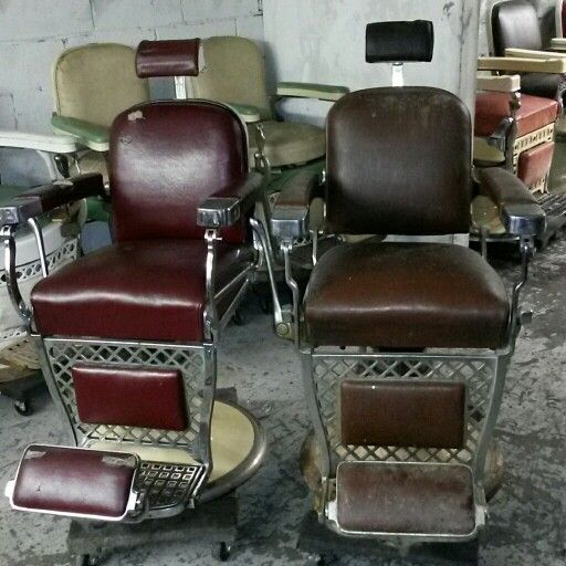 17 Best Ideas About Barber Chair On Pinterest Barber