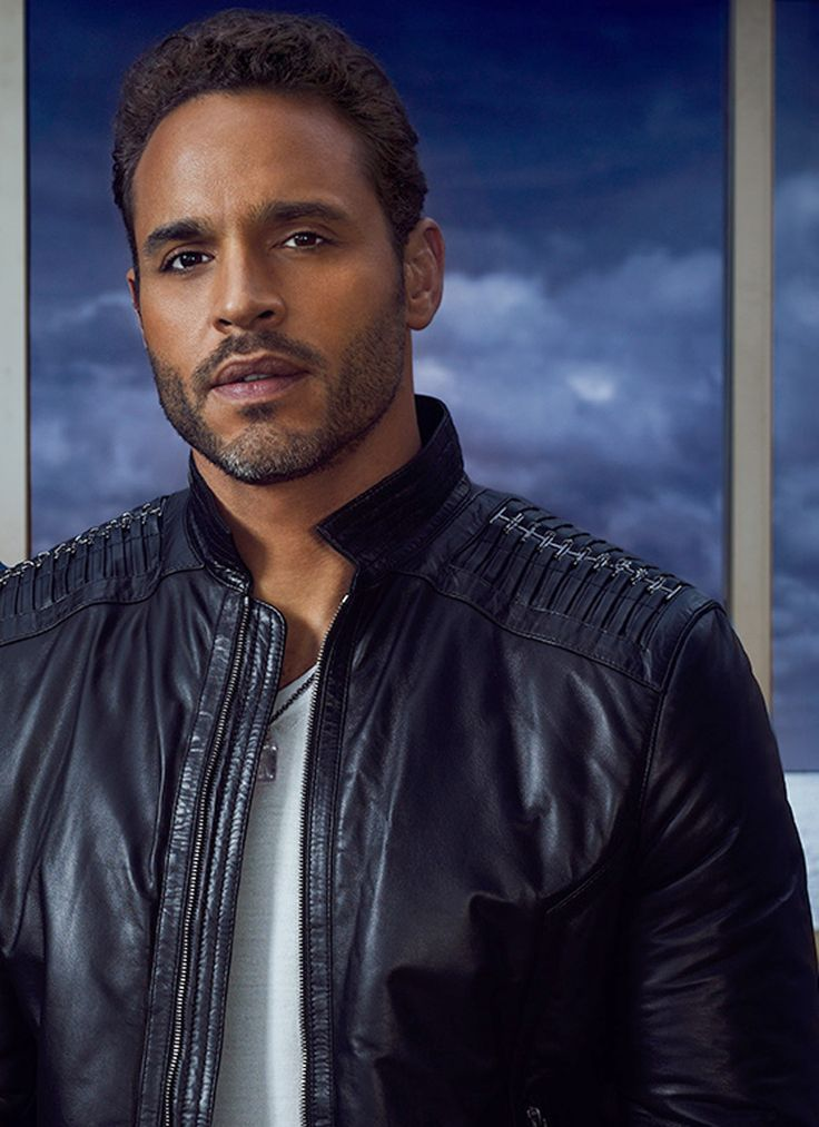 Could be Reggie! Daniel Sunjata!  Double Yikes!!!!!!!!