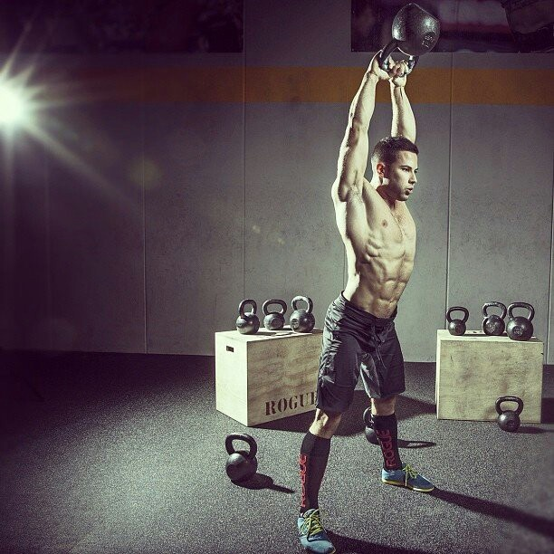 Fat Burning Kettlebell Exercises: Kettlebell Ripped. I'm Just Discovering Kettlebell