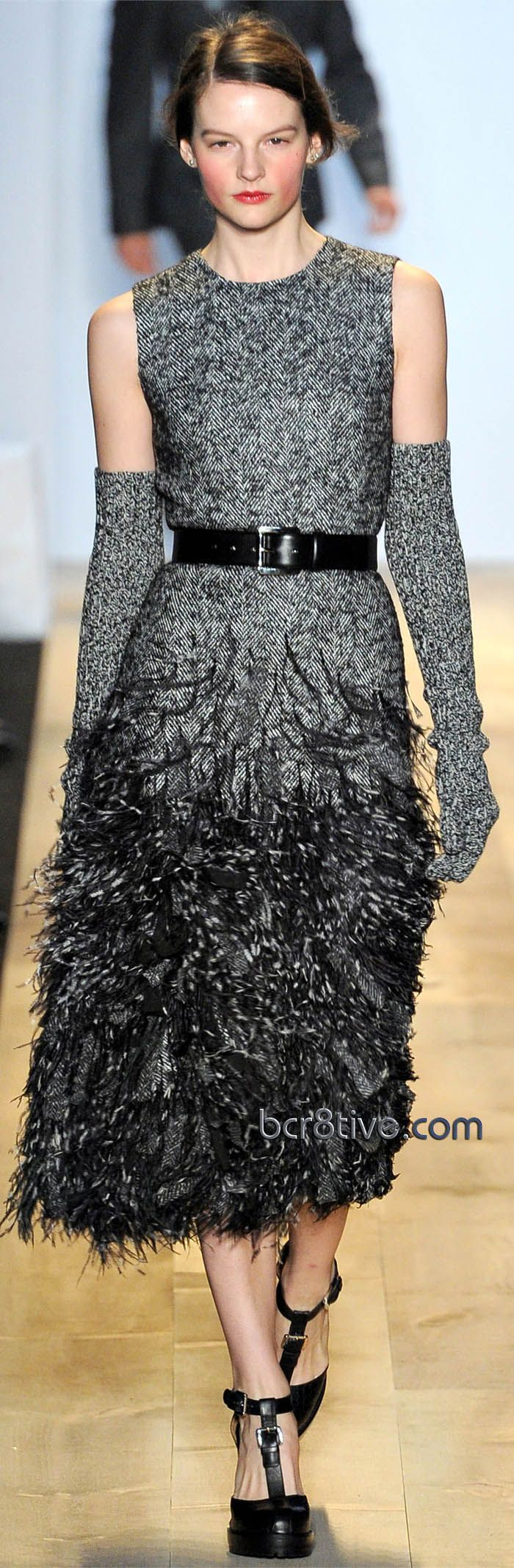 Michael Kors Fall 2012-13  - Love the Gloves ♥