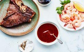 Peter Luger-Style Steak Sauce