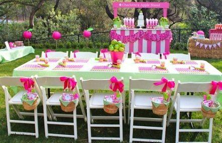 Te proponemos ideas de decoraci n de fiestas de cumplea os - Como hacer una fiesta de cumpleanos ...