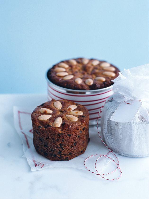 Donna Hay Mini Christmas Cake