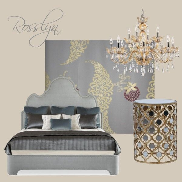 Rosslyn, Elephant's Breath by petra-hus on Polyvore featuring interior, interiors, interior design, home, home decor, interior decorating and Farrow & Ball