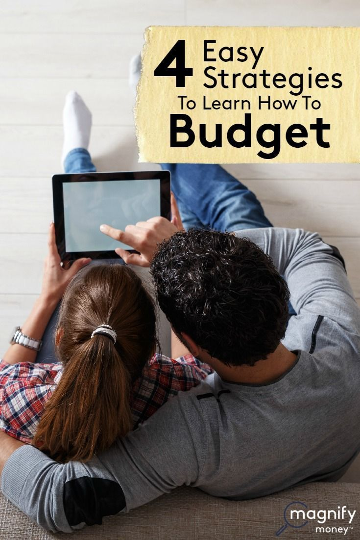 Reduce Money Stress Learn How To Budget With 4 Easy
