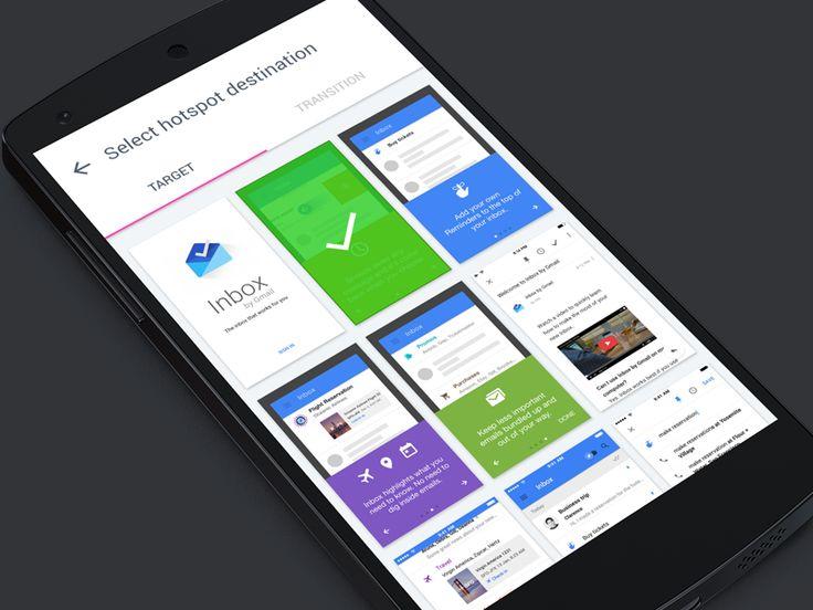 Marvel - Android Material Design App by Murat Mutlu