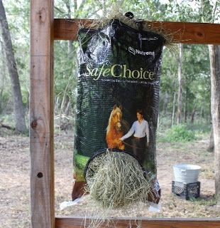 Upcycled Feed Bag