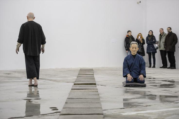 Koji Kamoji & Noah Warsaw | 2014.02.20 | Galeria Labirynt, Lublin || fot. W. Pacewicz