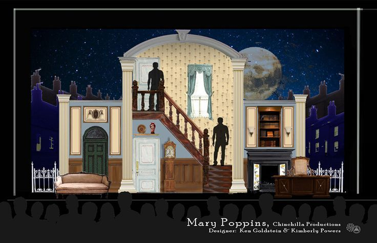 Mary Poppins Musical Props - Yahoo Image Search Results