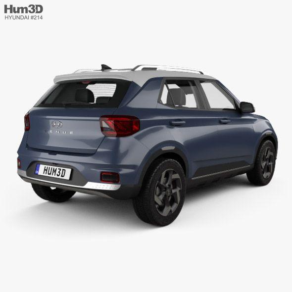 Hyundai Venue With Hq Interior 2020 In 2020 Hyundai Hyundai Cars Venues