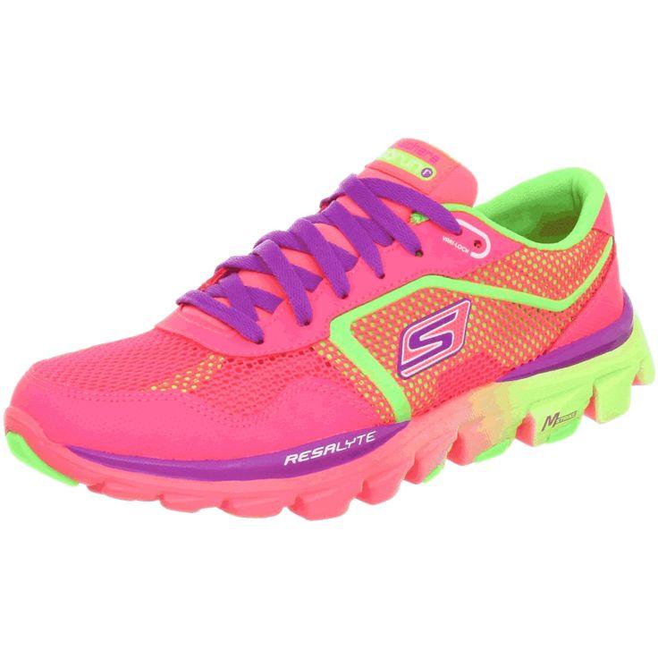 Nike Neon Running Shoes Women