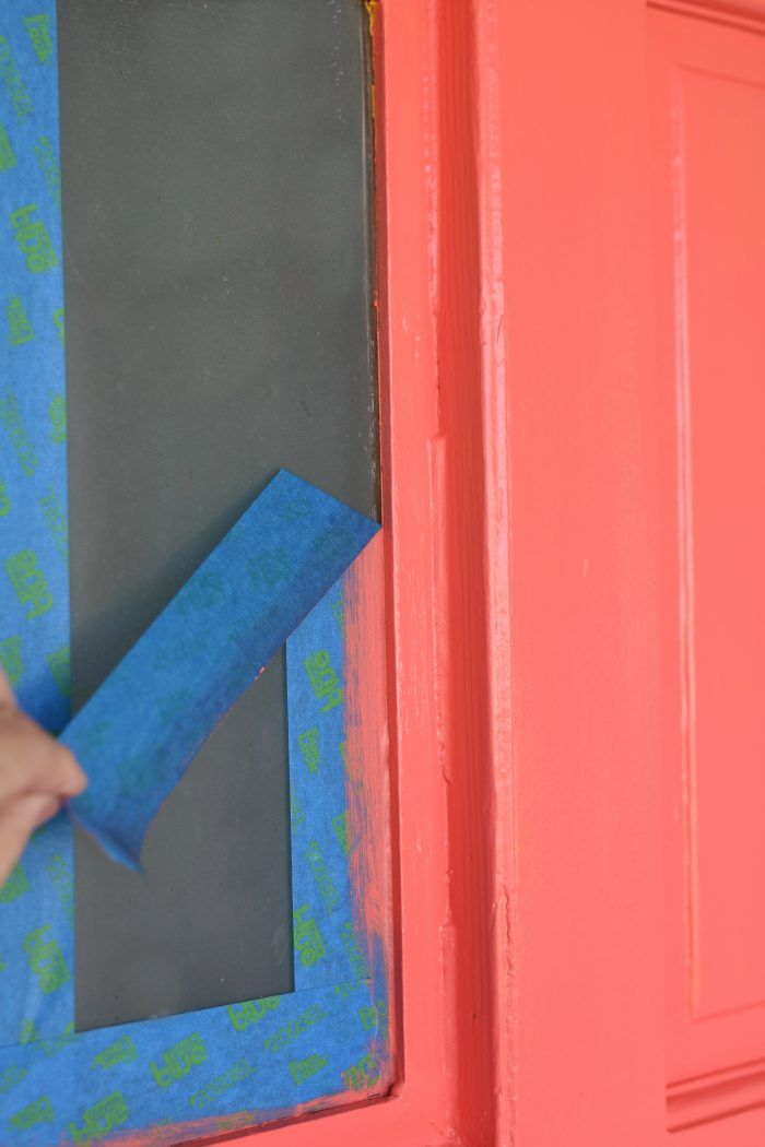 Loving these bright front doors! So easy to make a statement with bold front door paint choices using @decoart's Curb Appeal paint. Such cheery front doors on a colorful porch. Cute outdoor decor ideas!