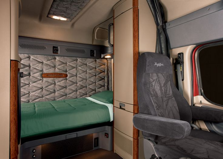 34 Best Freightliner Cascadia Images On Pinterest Custom Trucks Interior Photo And All Alone