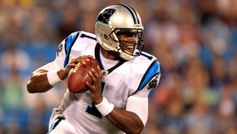 """NFL Soup asks: """"Is Cam Newton the best NFL Rookie Quarterback ever?"""" Yes. Yes, we Cam."""