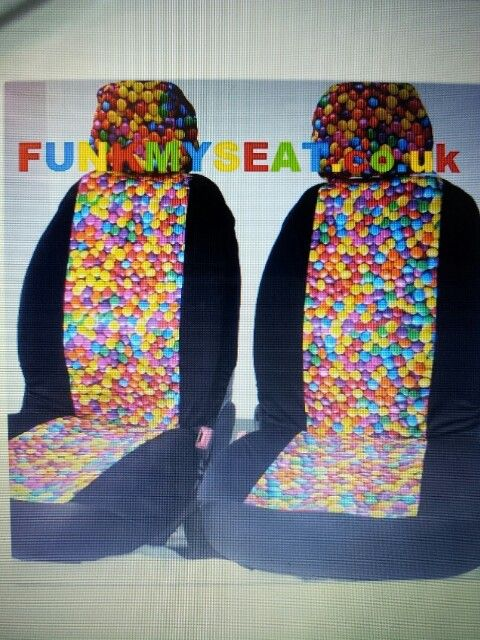 Funky Seat Covers For Cars Uk