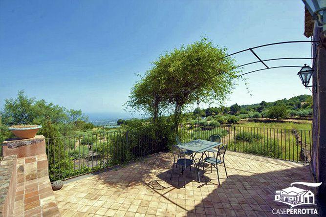 Stanza Gelsomino (terrazza privata) - Case Perrotta Gelsomino room with private terrace