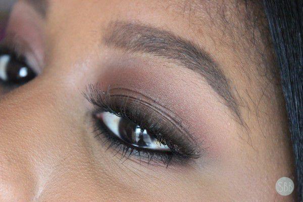 Sheer Beauty: Valentines Day Smokey Eyes