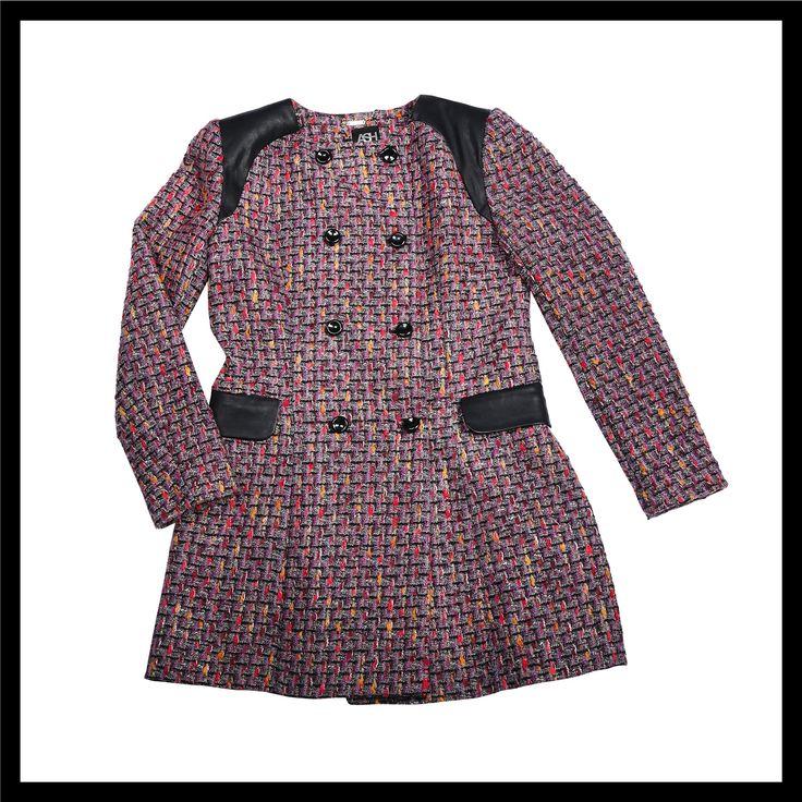 Coat for winter