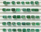 cts100 26,60 % naturel 40 magnifiques non chauffé pièces vert émeraudes de Zambie. Dépêchez-vous!!! son seul dollar usd 5,98 par carat