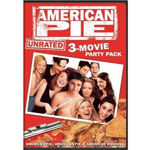 American Pie: 3-Movie Party Pack: American Pie / American Pie 2 / American Wedding (Unrated) (Anamorphic Widescreen)