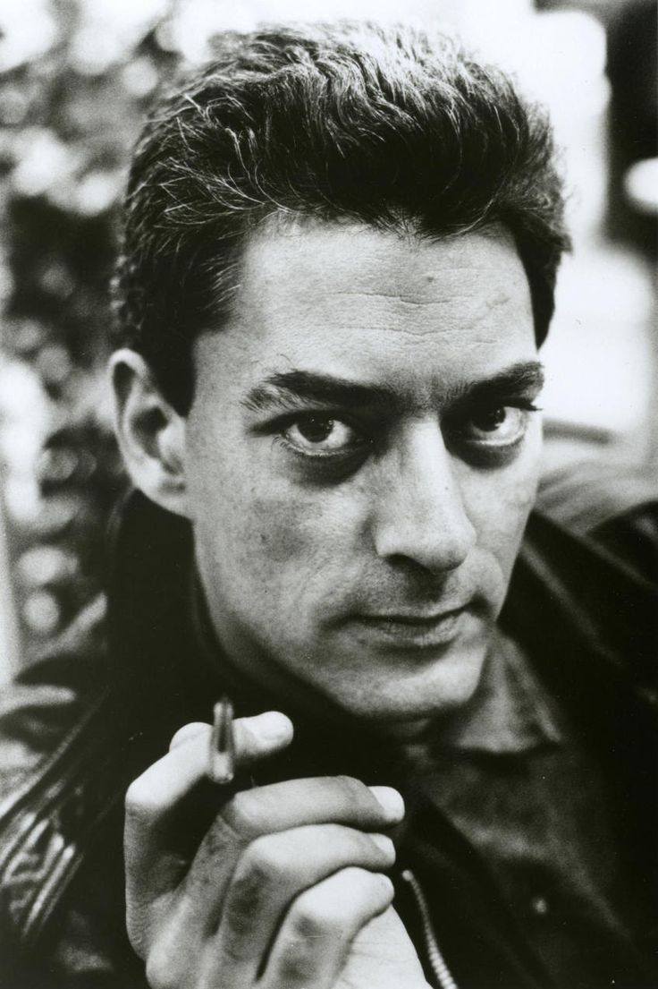 Paul Auster (1947– ) is a novelist, essayist, translator, and poet whose complex mystery novels are often concerned with the search for identity and personal meaning.