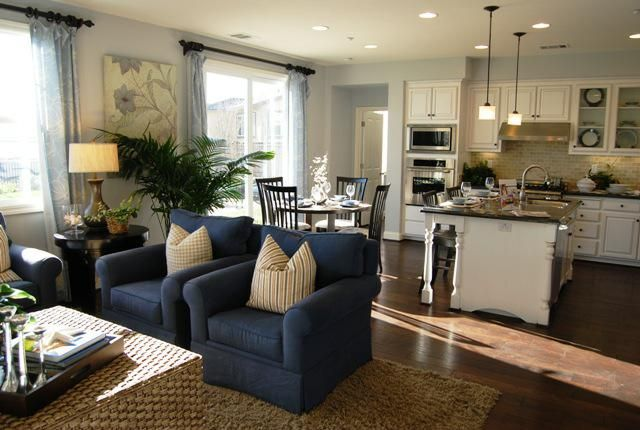 25 Best Ideas About Kitchen Family Rooms On Pinterest Open Live Living Room Floor Plans And