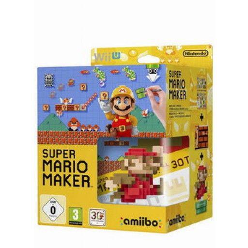 Super Mario Maker   amiibo  Wii U in Fun