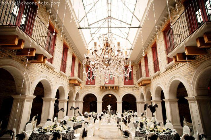 Spanish/Paris Style Wedding in Kitchener