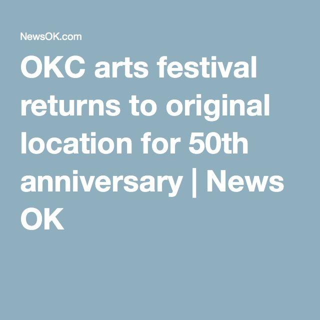 OKC arts festival returns to original location for 50th anniversary | News OK