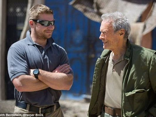 Fellow American sniper lauds movie as Chris' story