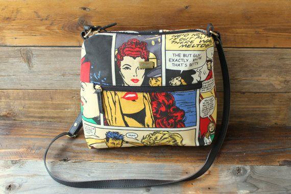 crossbody woman bag by SunbeamSantorini on Etsy