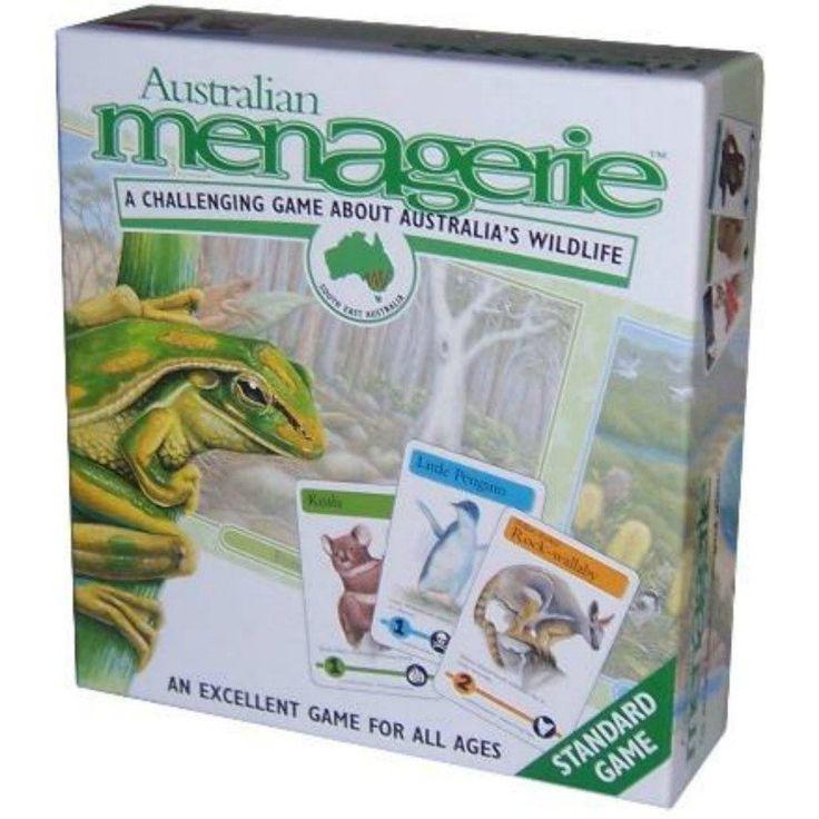 Australian Menagerie