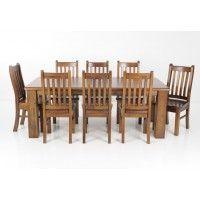 SETTLER | 9 Piece | Dining | Furniture