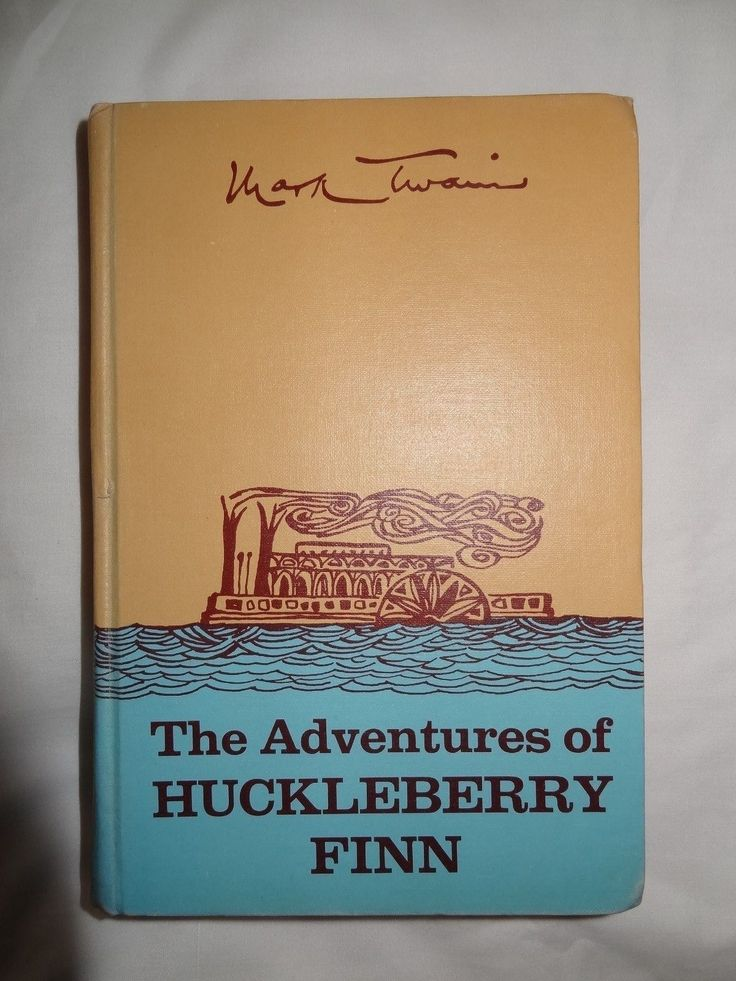 a book journal on the adventures of huckleberry finn by mark twain The paperback of the the adventures of huckleberry finn: includes mla  peer- reviewed journal articles and critical essays by mark twain.
