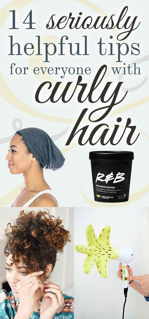14 Curly Hair Tips That Actually Work IRL