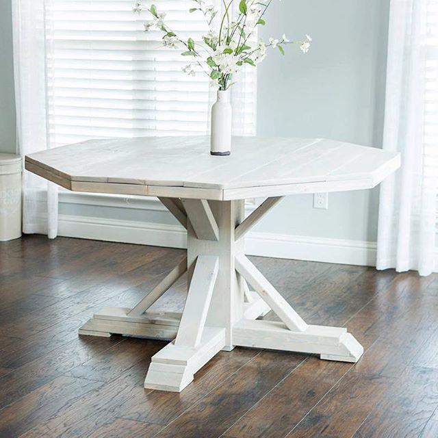 16 best farmhouse tables images on pinterest farmhouse. Black Bedroom Furniture Sets. Home Design Ideas