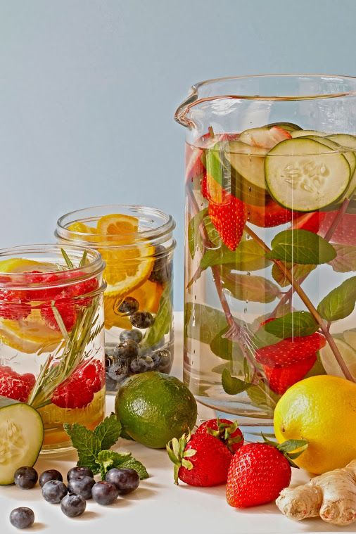 Want to make your infused water more delicious? These recipes will spice up your detox drinks: http://goo.gl/sM6nhA || http://j.mp/EzisoulInAmazon || #Ezisoul #waterinfuser #flavoredwater #waterbottle #fruitinfuser #detox