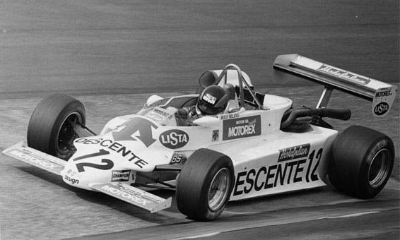 Rolf Biland, March 832 BMW / Heini Mader Racing Components, Schweizer Automobil Rennsport, XLVI Internationales Eifelrennen, 1983.