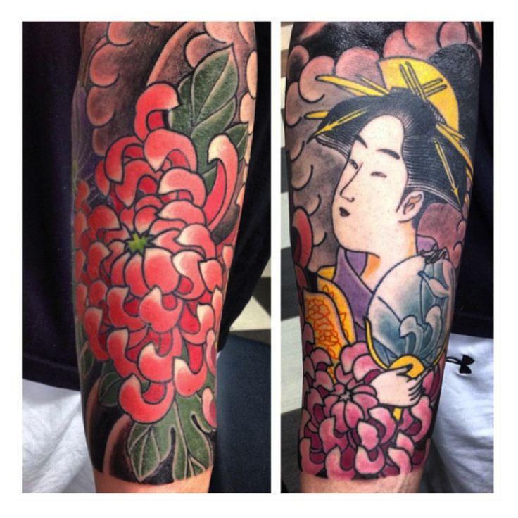 Alex Peyrat Studio Tattoo Mania Montreal