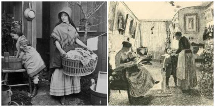 The roles of women in the 1800?