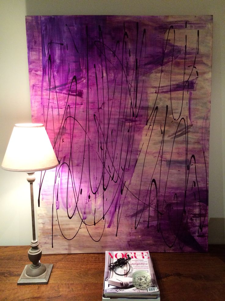 Purple Vogue