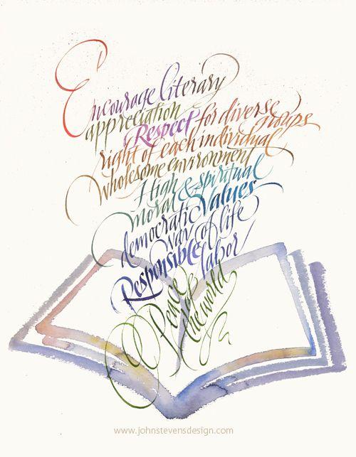 BookI llustration John Stevens