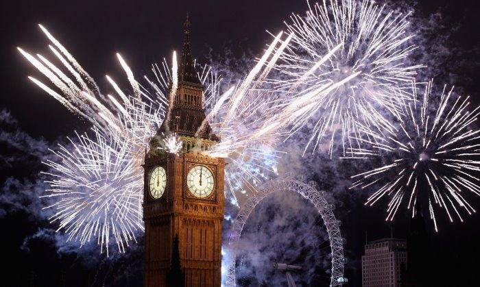 NYE London 2011/12